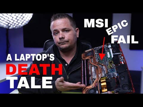 MSI Fail. A Fried CPU that WAS Meant to Be! What's Next?