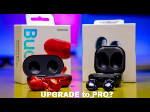 Should you Buy the Pros? Samsung Galaxy Buds Plus and Buds Live on sale!