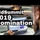 Nominating Joshua C Love | Vid Summit 2019