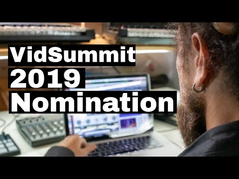 Nominating Joshua C Love | Vid Summit 2019