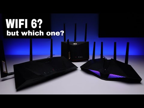 WIFI 6 Routers | What you Need to Know Before you Buy Ft. ASUS AX Routers