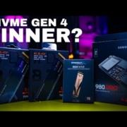 SSD NVMe PCIe Gen 4 Review