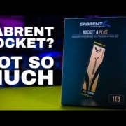 Sabrent Rocket 4 Plus Review. Not What You Paying For?