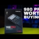 Samsung 980 PRO Review. Worth It? Watch Before You Buy