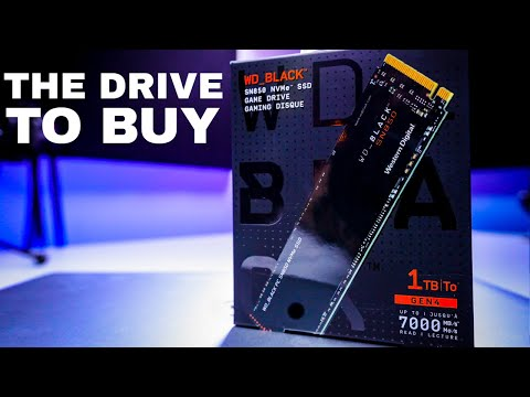 Buying a Gen 4 SSD? Why the WD Black SN850 is the ONE for You