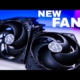 Arctic P12 PWM | Lian Li Lancool II Mesh Fans Replaced