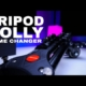 Tripod Camera Dolly is The Tool You Need
