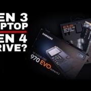 Should I Buy a Gen 4 SSD for My Gen 3 Laptop?