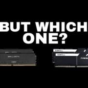 RAM Talk: Crucial Ballistix vs G.Skill Trident Z NEO
