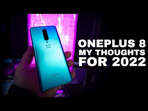 OnePlus 8 in 2022? Worth it?
