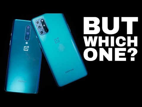 How to Decide on Which to Buy.  OnePlus 8 vs OnePlus 8t