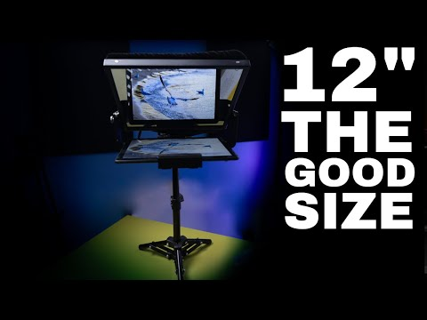 Buying a Teleprompter