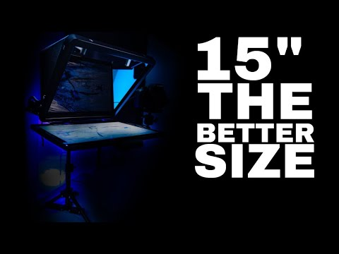 Is Bigger Better? Buying a 15 Inch Teleprompter Review
